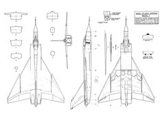 ADA-DND Avro Arrow Images Fighter Aircraft, Fighter Jets, Avro Arrow, Arrow Image, Airplane Design, Aircraft Painting, Air Space, Aircraft Design, Technical Drawing