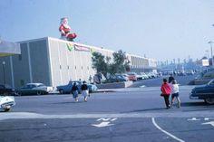 Zodys, 1000 N. San Fernando Blvd., Burbank, CA, during its grand opening month of December 1962.