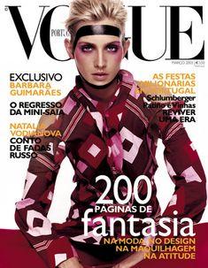 Vogue Portugal #5: Março de 2003