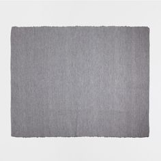 Grey rug from Zara