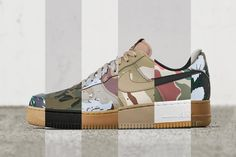 """Nike Air Force 1 Low – """"Camo Reflective"""" Pack"""