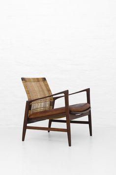 Åre Easy Chair/1958/Ib Kofod Larsen/OPE Möbelfabrik