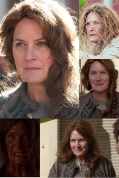 Mary (Mother to Gareth and Alex/Terminus)