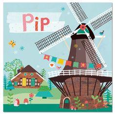 Een echt Hollands kaartje door Zwiep