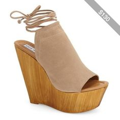 "Steve Madden 'Bonelli' Platform Wedge Sandal, 5 1/2"" heel"
