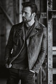 Chris Evans.