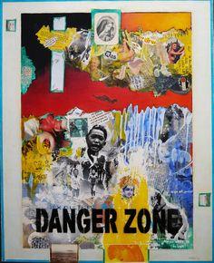 Revaz Kvaratskheliya Sukhumi, The Black Sea region, georgia; son of the artist Alexei Kvaratskheliya) Danger Zone, Black Sea, Georgia, Artist, Artists