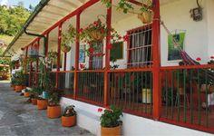 Ecohotel La Juanita | Hoteles y Fincas Manizales | Hoteles y Fincas Caldas | Viaja por Colombia | Guía Turística y Hotelera Hotel de Manizales, Caldas Vereda Cuchilla de los Santa vía a la Linda (6) 8730409