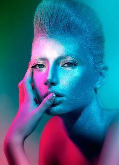 brillant   #fantasy makeup