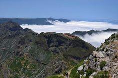 Madera: z Pico Arieiro na Pico Ruivo