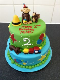 Childrens Birthday Cakes in Leeds The Little Cake Cottage