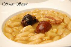 Fabada asturiana|Receta original | Receta de Sergio