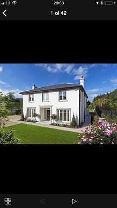 Mansions, House Styles, Garden, Home Decor, Garten, Decoration Home, Manor Houses, Room Decor, Villas