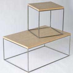 Beistelltische - Lumiwoo LOFT TABLE Couchtisch Beistelltisch - ein Designerstück…