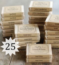Hey, I found this really awesome Etsy listing at https://www.etsy.com/es/listing/156104045/25-handmade-soap-favors-wedding-favors