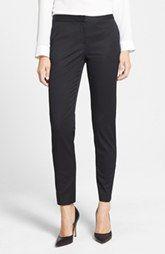 Halogen® 'Taylor' Skinny Ankle Pants (Regular & Petite)