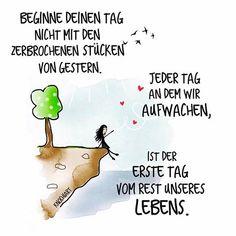 💛 #remember that ☀️🎶💕 💟 #Sprüche #motivation #thinkpositive ⚛ #themessageislove #pokamax #believeinyourself Teilen und Erwähnen absolut erwünscht 👍