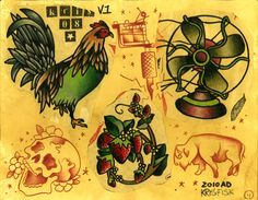 traditional tattoos - Pesquisa Google
