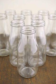 Milk Bottles 10oz (Pack of 12)