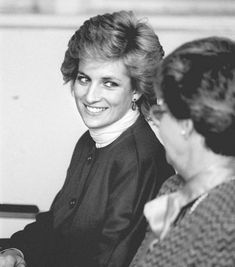 Princess Diana in Birmingham
