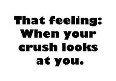 Did Someone have a Crush on You