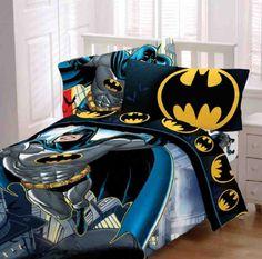 Batman Comforter Set Twin - Home Furniture Design Twin Bed Sheets, Twin Comforter Sets, Crib Bedding Sets, Comforters, Batman Bed, Batman Room, Madison Park Bedding, Bean Bag Bed, Panda Nursery
