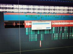 Exportando las pistas de los temas nuevos de 1984 (@kojohruinz x @ozmvt).  [Contacta conmigo para grabar mezclar y masterizar tu single o proyecto underground o profesional a través de http://ift.tt/1OqKLY7 o en www.BigHozone.com]. #1084 #kojohruinz #ozmut #showtimeestudio #grabacion #mezcla #masterización #mastering #rap #hiphop #rapespañol #hiphopespañol #musicaurbana #musica #bighozone #estudio #malaga #cubase