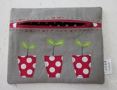 Cute pouch design - (no tutorial)