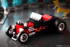 As incríveis e criativas criações com LEGO de KOS brick