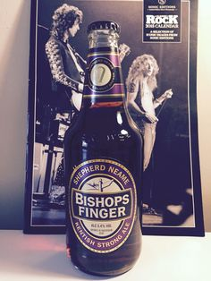 Bishop's fingers strong ale