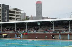 From Ellis Park swimming pool