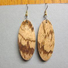 Items similar to Tribal, Exotic Wood Earrings, handcrafted drop oval ecofriendly organic repurposed repurposed on Etsy Diy Jewelry Kit, Pretty Outfits, Pretty Clothes, Wooden Earrings, Exotic, Dangles, Etsy Shop, Drop Earrings, Twitter