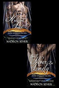 #99cents #November #sale #ebookdeal Smoky Mountain Escapes, Books 1 and 2 Book Bundle: Natural Lust and You'll Never Be Lonely by Madison Sevier, http://www.amazon.com/dp/B00N89F84I/ref=cm_sw_r_pi_dp_nlfwub0FJ52RB