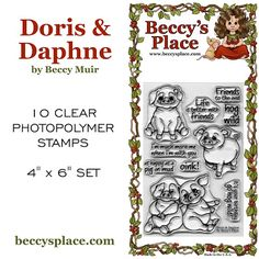 Beccy's Place - Doris and Daphne
