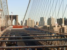 pont Brooklyn Brooklyn Bridge, Travel, Trips, Viajes, Traveling, Outdoor Travel, Tourism