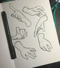 Anatomy Drawing Tutorial Strategies For drawing tips Hand Drawing Reference, Drawing Hands, Drawing Base, Art Reference Poses, Anatomy Reference, Figure Drawing, Gesture Drawing, Anatomy Drawing, Manga Drawing