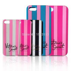 Cheap case cover for iphone 3gs, Buy Quality case cover for samsung galaxy s2 i9100 directly from China back case cover Suppliers: For Apple iPhone 5 5G 5S /4 4G 4S/ 5C Victoria/'s Secret PINK Luxe Soft Silicone Stripe Phone Pr