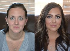 Makeover Monday. Glowing skin is in!