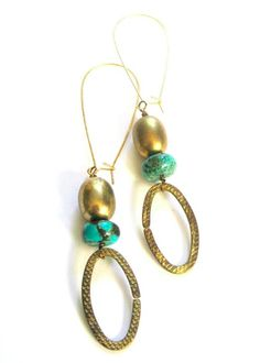 Handcrafted from Vintage Jewelry ELeighs.com