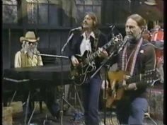 """""""Heartbreak Hotel"""" - Willie Nelson & Leon Russell ... live covering the Elvis Presley classic  ... RIP Leon Russell @ 74 (4/2/1942 - 11/13/2016)"""