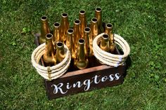 Ring Toss Ringtoss Personalized Customized Rose Gold Wedding Over sized Big Outdoor Wedding Yard Lawn Game! Fun Lawn or Outdoor Wedding Game Backyard Engagement Parties, Engagement Party Games, Engagement Party Decorations, Cocktail Engagement Party, Backyard Wedding Decorations, Backyard Parties, Backyard Weddings, Indoor Wedding Games, Lawn Games Wedding
