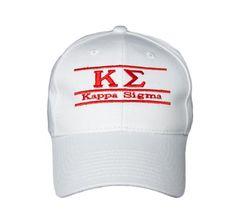 Kappa Sigma Fraternity Bar Hat RB