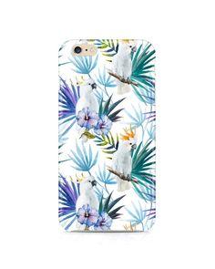 iPhone Case Papugi - ZO-HAN - Obudowy do telefonów