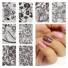 DIY Nail Transfer Tattoo Decals  Price: 6.99 & FREE Shipping  #Temporarytattoos