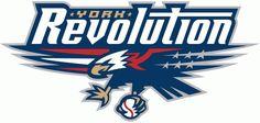 York Revolution Primary Logo (2007) -