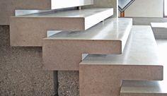 Ступени из Акрилового камня и дизайн лестницы. Stage Acrylic stone and design ladder.