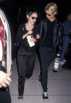 Let Kate Moss, Gwyneth Paltrow, and Winona Ryder Show You Why '90s Airport Style Still Rules
