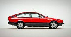 1983 Alfa Romeo GTV