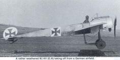 1914 - 1918 The Great War Fokker E-1 ... =====>Information=====> https://www.pinterest.com/aaronjacka/aviation-of-wwi/