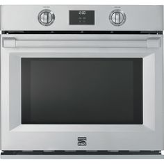 """Kenmore Pro 41153 30"""" Electric Self-Clean Single Wall Oven - Stainless Steel $1666 (NEW)"""
